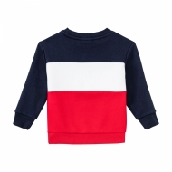 Fila Kids Night Blocked Crew Shirt Bild 2
