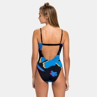 Fila Melia AOP Swim Suit Bild 2