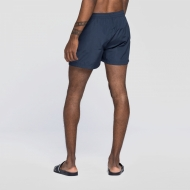 Fila Michi Beach Shorts black-iris Bild 2