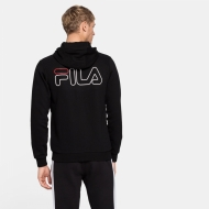 Fila Mick Hoody Jacket black Bild 2