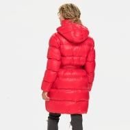 Fila Phyliss Puff Coat true-red Bild 2