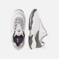 Fila Ray CB Low Men white-gray-violet Bild 2