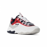 Fila Ray CB Low Men white-navy-red Bild 2