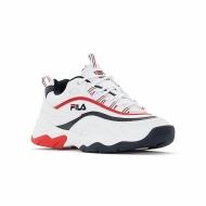 Fila Ray F Low Men white-navy-red Bild 2
