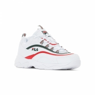 Fila FILA Ray Men white-sycamore-red Bild 2