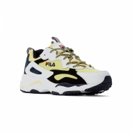 Fila Ray Tracer Men lemon-white-black Bild 2
