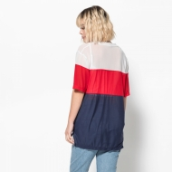Fila Reina 0 Layer Color Blocked Shirt Bild 2