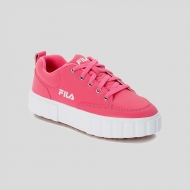 Fila Sandblast Low Wmn pink-glo-white Bild 2