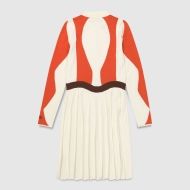 Fila Serena Knitted Dress Wmn eggnog Bild 2