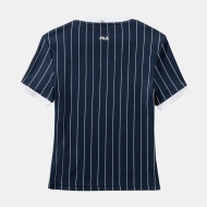 Fila Shirt Pearl Girls dark-blue Bild 2