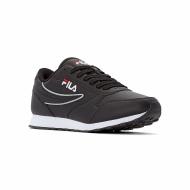 Fila Sneaker Orbit Low Men all-black Bild 2