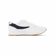 Fila Sneaker Orbit Low Men white-blue Bild 2