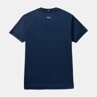 Fila T-Shirt Trey Boys blue Bild 2