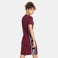 Fila Taniel Tee Dress tawny-port Bild 2