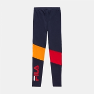 Fila Teens Bita Leggings navy-orange-red Bild 2