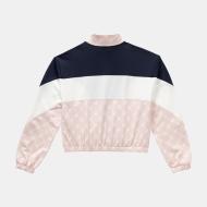 Fila Teens Daniela Knitted Jacket navy-white-rose Bild 2