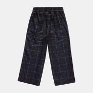 Fila Teens Grazia AOP Wide Leg Trousers black Bild 2