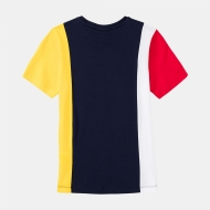 Fila Teens Tate Blocked Tee Bild 2