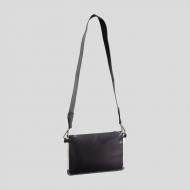 Fila Transparent Cross Body Bag black Bild 2
