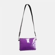 Fila Transparent Cross Body Bag tillandsia-purple Bild 2