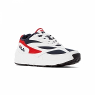 Fila V94M Low Kids white-navy-red Bild 2