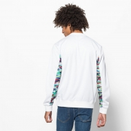 Fila Walter Oil Slick Graphic Stripe Crew Bild 2