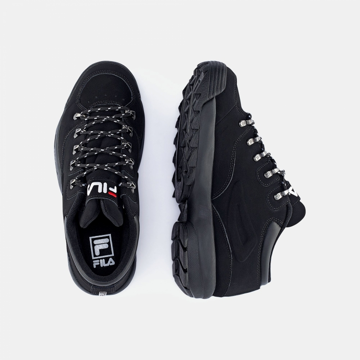 Fila Disruptor Hiker Low Men black