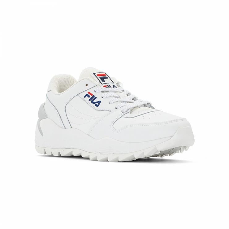 fila orbit jogger white
