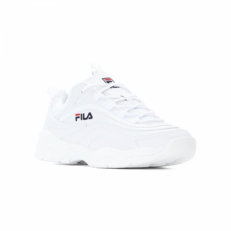 Fila Ray Low Men white - white | FILA