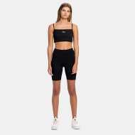 Fila Aino Short Leggings black Bild 3
