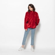 Fila Arianna High Neck Fur Jacket Bild 3