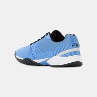 Fila Axilus 2 Energized Tennis Shoe Men blue-white-black Bild 3
