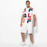 Fila BB1 Pin Stripe Short Bild 3