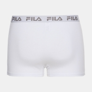 Fila FILA Boxer Men 2 Pack white-black Bild 3