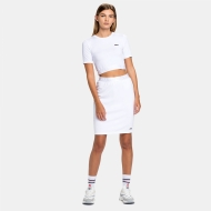 Fila Chess Skirt white Bild 3