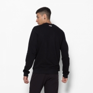 Fila Classic Pure Crew Sweat black Bild 3