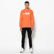 Fila Classic Pure Long Sleeve Shirt harvest-pumpkin Bild 3