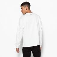 Fila Classic Pure Long Sleeve Shirt white Bild 3