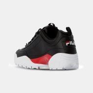 Fila Disruptor 2 Lab black-white-red Bild 3