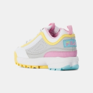 Fila Disruptor CB JR white-limelight Bild 3