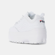 Fila Disruptor II Wedge Wmn white Bild 3