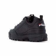 Fila Disruptor Low Men black-black Bild 3
