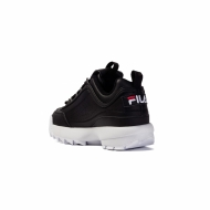 Fila Disruptor Low Wmn black-white Bild 3