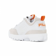 Fila Disruptor Low Wmn white-orange Bild 3