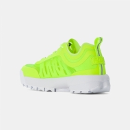 Fila Disruptor Run Men neon-lime Bild 3