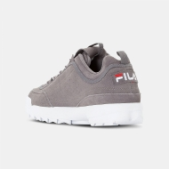 Fila Disruptor S Low Men monument-grey Bild 3