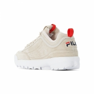 Fila Disruptor S Low Wmn turtledove-beige Bild 3