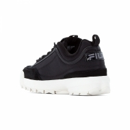 Fila Disruptor Satin Low Wmn black Bild 3