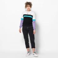 Fila Ella Hoody white-violet-blue Bild 3