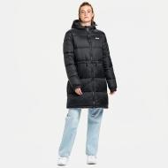 Fila Embla Long Hooded Puff Jacket black Bild 3